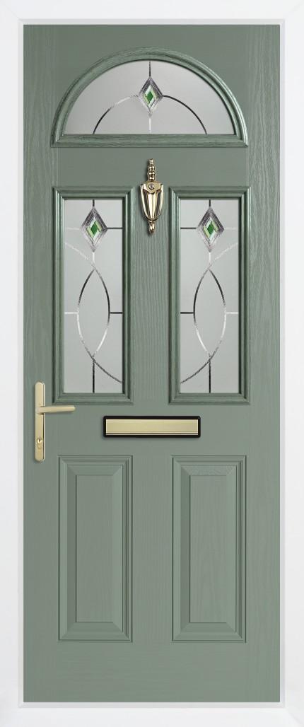 Bedford Composite Front Doors
